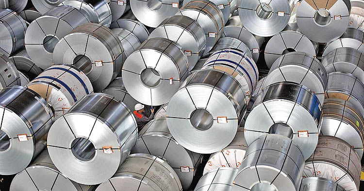 حذف سقف رقابت فولاد در بورس کالا
