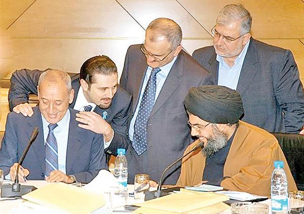 افزایش نفوذ شیعیان در بیروت