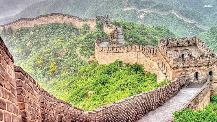 چالش طولانیترین  دیوار دنیا