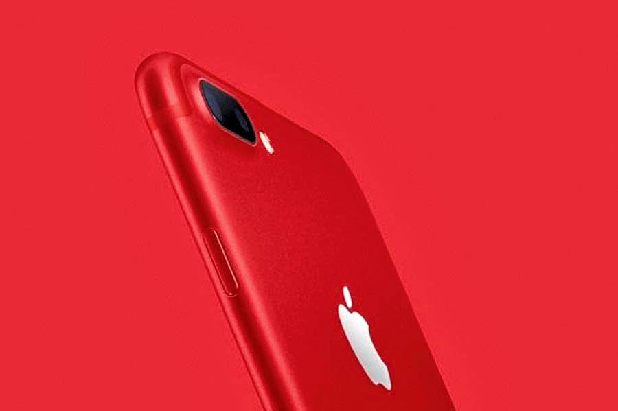 اپل دو آیفون جدید قرمز رنگ عرضه میکند