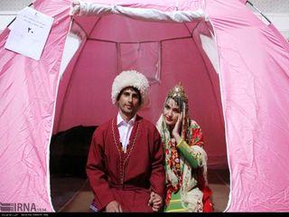عروسی سیل زدگانعروسی سیل زدگان