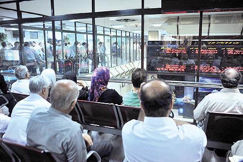 تغییر نبض بورس تهران
