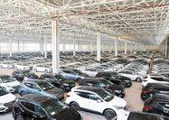گره کور تحویل خودروهای وارداتی