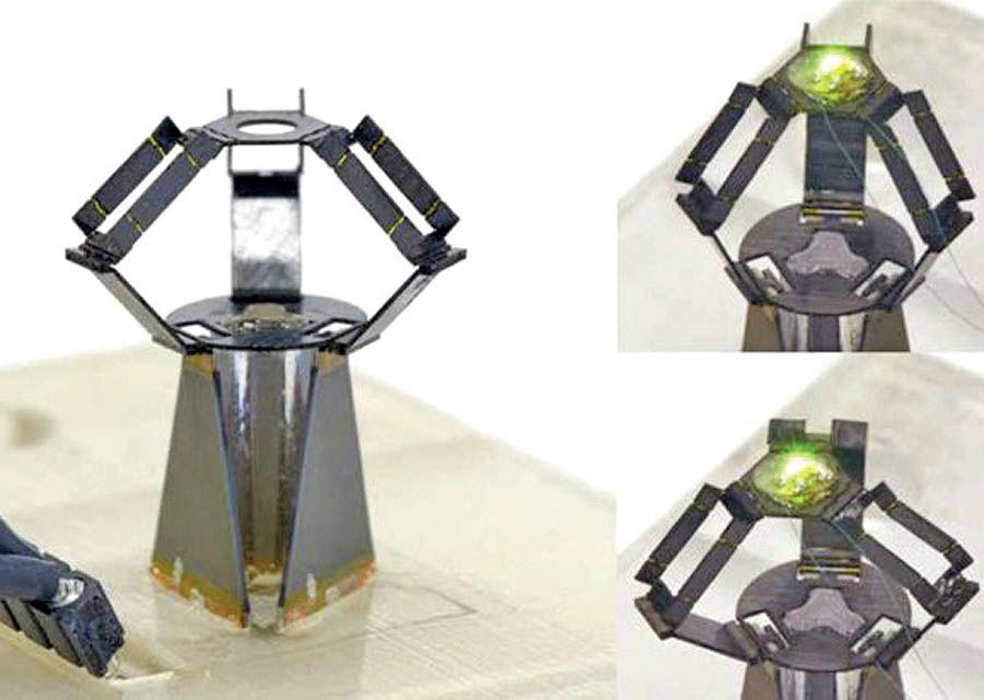 ساخت سریعترین روبات «دلتای» جهان در دانشگاه هاروارد