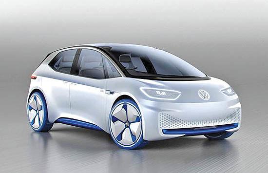 افزایش  خودروهای برقی فولکسواگن